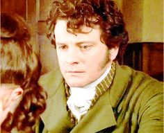 Because there really aren't enough Mr. Darcy gifs on pinterest.<<--GOD BLESS YOU!