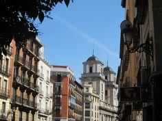Iglesia Colegiata de San Isidro, Calle Toledo. Madrid by voces, via Flickr