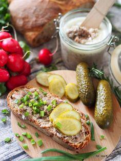 Smaczna Pyza: Do chleba. Rillettes wieprzowe