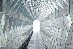 Olafur Eliasson Color Wave Tunnel: stupid beautiful