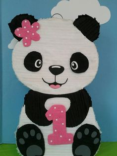 This 24 inch pinata is a great addition to your party! You can request colors to match your party theme. Each pinata has a string to hang and a trap door at the back to fill with treats. Panda Birthday Party, Pumpkin Birthday Parties, Panda Party, Bunny Birthday, Birthday Party Tables, Rainbow Birthday Party, Mom Birthday Gift, Birthday Party Decorations, Birthday Pinata
