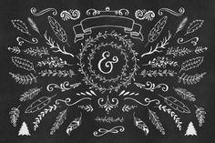 HandSketched Vector Elements Pack ~ Illustrations on Creative Market