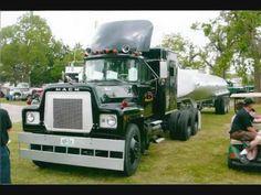 Famous Semi Trucks, Nice Mack!