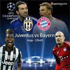 Confere os prognósticos para a Champions...  http://www.apostaganha.com/2016/02/23/prognostico-apostas-juventus-vs-bayern-liga-dos-campeoes-12121555/  http://www.apostaganha.com/2016/02/23/prognostico-apostas-juventus-vs-bayern-liga-dos-campeoes-09871111/  http://www.apostaganha.com/2016/02/22/prognostico-apostas-juventus-vs-bayern-liga-dos-campeoes-212111/  http://www.apostaganha.com/2016/02/23/prognostico-apostas-juventus-vs-bayern-liga-dos-campeoes-7468364/  Quer 100 euros de bonus…