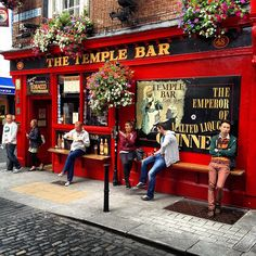 The 15 Best Places with Gluten-Free Food in Dublin Ireland Vacation, Ireland Travel, Firehouse Pizza, Semester At Sea, Temple Bar, Dublin City, Germany Europe, London Travel, Home Art