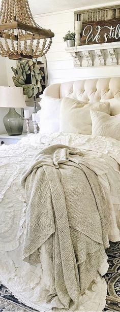 Liz Marie | Country Bedroom Design