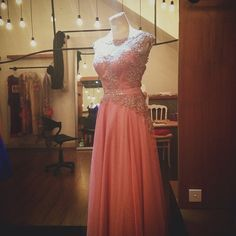 Dress by Stephanie Tan Moslem Fashion, Prom Dresses, Formal Dresses, Kebaya, Beautiful Dresses, Gowns, Inspire, Inspiration, Lace