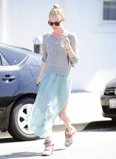kate bosworth - isabel marant sneakers for women fashion style #isabelmarant #sneakers #boots #shoes #ukisabelmarant