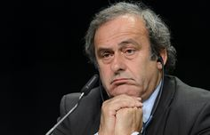 Blatter the most selfish person i have seen in my life  Platini