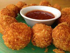 Antilliaanse kaasballetjes van Foodie Fredi