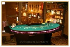 Casino Theme Party Rental companies
