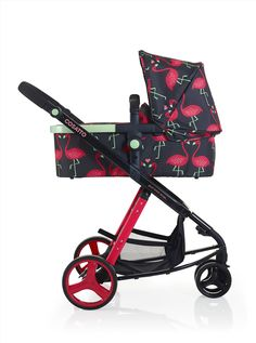 Omg are you kidding, where was this when I was stroller shopping