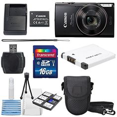 Canon PowerShot ELPH 190 IS Digital Camera with 10x Optical Zoom and Built-In Wi-Fi with Deluxe Bundle http://cameras.henryhstevens.com/shop/canon-powershot-elph-190-is-digital-camera-with-10x-optical-zoom-and-built-in-wi-fi-with-deluxe-bundle/ https://images-na.ssl-images-amazon.com/images/I/51gIEL%2BRaxL.jpg