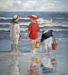 High Tide by Sally Swatland