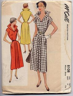 Nice vintage dress, note that waist size is the same as neck size.