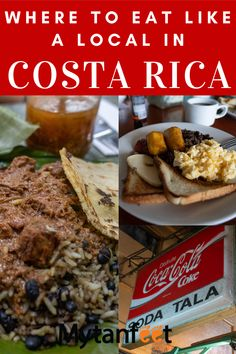 Travel Tips, Travel Plan, Travel Advice, Travel Guides, Costa Rican Food, Living In Costa Rica, Road Trip Planner, Costa Rica Travel, Like A Local
