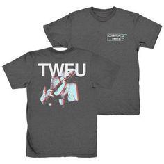 Counterparts - TWFU Live Shirt