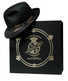 Borsalino Official Website. Man and Woman Hats Made in Italy
