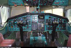 Tupolev Tu-144 aircraft picture