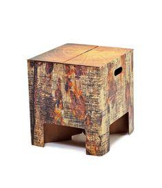 Karton Dutch Design Chair - Tree Trunk