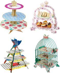 Varios modelos de Stand para cup cakes, Sanwiches y repostería variada, puedes ver todos los modelos en nuestra tienda...