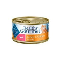 Healthy Gourmet Cat TurkeyChicken Pate 243oz >>> Check out this great product.(This is an Amazon affiliate link and I receive a commission for the sales)