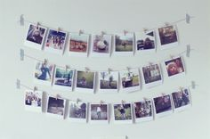 Enamorada de Printic, para imprimir tus fotos en un formato Polaroid precioso.