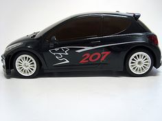 Brigamo RC Auto Peugeot 207 www. Love Car, Car Stickers, Cars And Motorcycles, 4x4, Bike, Vehicles, Compact, Poetry, Check