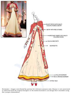 Explore our collection of Salwar suits with the latest designs. Fashion Sketchbook, Fashion Sketches, Muslim Fashion, Indian Fashion, Indian Dresses, Indian Outfits, Latest Salwar Suit Designs, Choli Dress, Dress Design Sketches