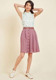 Bookstore's Best A-Line Skirt | ModCloth