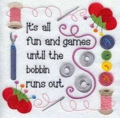 A LITTLE QUILTING HUMOR #LetsQuilt