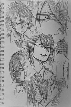 Niiuuuuh Tamaki-kuuun ❤ - Home Anime Drawings Sketches, Anime Sketch, Cute Drawings, Anime Character Drawing, Character Art, Character Design Animation, Arte Sketchbook, Art Inspiration Drawing, Cartoon Art Styles