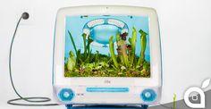 Plant your Mac un artista francese converte i Mac in giardini in miniatura