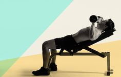 Discover the fastest route to an impressive-looking upper body