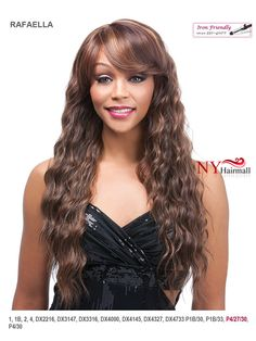 It's A Wig Synthetic Futura Wig - Rafaella   http://nyhairmall.com/products/1460-its-a-wig-synthetic-futura-wig-rafaella.aspx