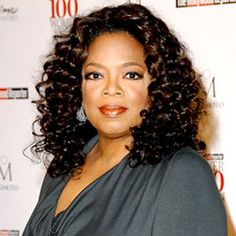 Oprah....she changed our lives and makes us think and explore our daily events.