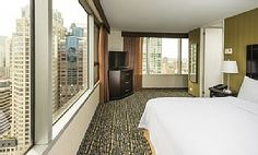 1 King 1 Bedroom Premium View Suite - Located steps away from Magnificent Mile   Vacation Rental in Chicago from @homeaway! #vacation #rental #travel #homeaway