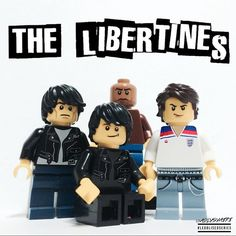 The Libertines LEGO Band