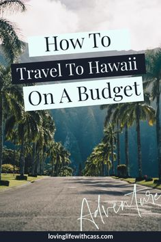 Get ready to travel Hawaii without spending all of your savings! Use this adventure travel blog to learn how to travel to Hawaii on a budget. Surf, hike, bake in the sun, and experience all of Hawaii on a budget. Pack your bags and get excited to budget travel Hawaii. #hawaii #travelhawaii #adventuretravelhawaii #budgettravel #budgethawaii Hawaii Travel Guide, Packing Tips For Travel, Travel Guides, Travel Hacks, Hawaii Vacation, Hawaii Hawaii, Hawaii Life, Hawaii Honeymoon, Canada Travel