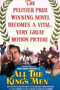 All The King's Men is the story of the rise of politician Willie Stark from a rural county seat to the governor's mansion. Broderick Crawford, Oscar Best Picture, Face The Music, The New Mutants, His Dark Materials, Kings Man, Columbia Pictures, Tv Shows Online, Film Posters