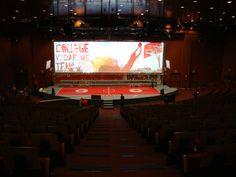 Reunión interna Vodafone - Hotel Auditórium Madrid www.hotelauditorium.com