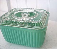 89 Best Vintage Refrigerator Dishes Images Antique Dishes Antique
