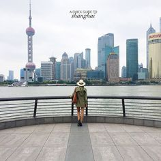 Travel: A Quick Guide To Shanghai
