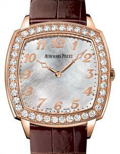 f107d59162b Audemars Piguet Tradition Extra-Thin 15337OR.ZZ.A810CR.01 - швейцарские  женские часы наручные