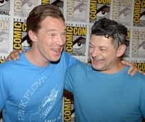Every Celeb At Comic-Con Wanted A Pic With Benedict Cumberbatch----well, of course they did!!!!