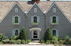 Exterior Color // Devore Associates Landscape Architects