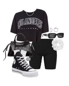 Swaggy Outfits, Baddie Outfits Casual, Swag Outfits For Girls, Teen Fashion Outfits, Mode Outfits, Retro Outfits, Cute Casual Outfits, Look Fashion, Stylish Outfits