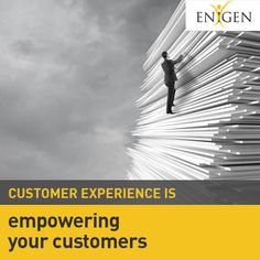 #CustomerExperience is: empoweing #customers #tips