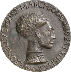 Pisanello - Leonello d'Este [3] (1441-43) recto #TuscanyAgriturismoGiratola
