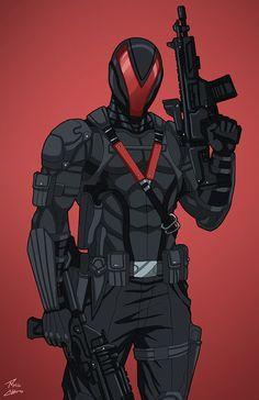 Vigilante: Miembro de las fuerzas especiales de la A.S.S.H
